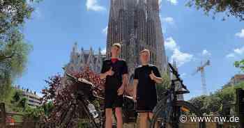 Abiturienten aus Salzkotten radeln nach Spanien - Neue Westfälische