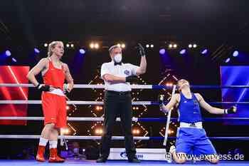 Boxen: Kölnerin Stefanie von Berge holt Gold bei U22-EM - Express.de