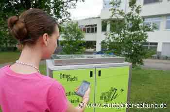 Neues Leih-Angebot - Stadt Stuttgart stellt Sport-Boxen auf - Stuttgarter Zeitung