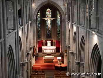 """Visite guidée """" La face cachée de Notre-Dame de Cluny"""" Office de Tourisme de Cluny et du Clunisois - Unidivers"""