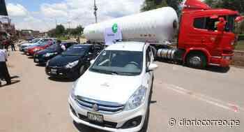 Primer gasosentro de Cusco dispensará 1.2 millones de m3 de gas vehicular este año - Diario Correo
