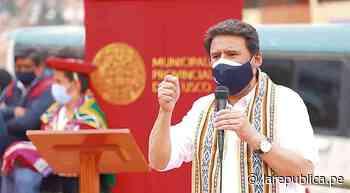 Abogada Luizar no pedirá disculpas a alcalde de Cusco - LaRepública.pe
