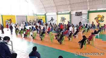 En vacunatón de Cusco lográn inmunizar a 46 mil 500 personas - LaRepública.pe