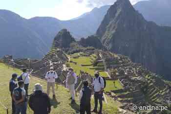 Lima, Cusco e Ica lideran afluencia de turistas en primer trimestre 2021 - Agencia Andina