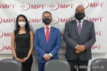 Visita ao MPT em Boa Vista/RR - Defesa - Agência de Notícias