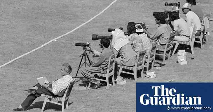 Cricket writers unite to salute 'the finest of all', John Woodcock   Tim de Lisle