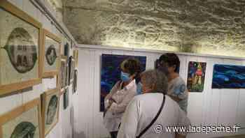 Villefranche-de-Rouergue : les artistes plasticiens de Paroles Vives à la Salle Voûtée - LaDepeche.fr