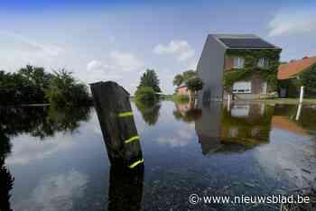 Nog dagen tot weken vechten tegen het water in Herk-de-Stad