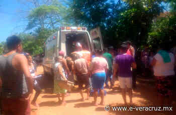 A machetazos ataca a sus padres en comunidad de Chinameca | e-consulta.com Veracruz2021 - e-consulta Veracruz