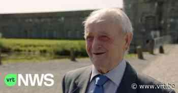 Louis Boeckmans uit Tessenderlo overleden, een van de laatste overlevenden van concentratiekamp Breendonk - VRT NWS