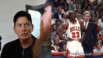 """""""Michael Jordan lost to Charlie Sheen and his father in a 2v1"""": When the 'GOAT' squared off against... - The Sportsrush"""