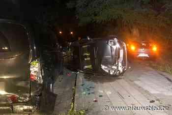 Chauffeur richt ravage aan op Augustijnenlaan (Herentals) - Het Nieuwsblad