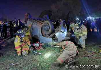 Concejal de San Alberto involucrado en accidente fatal - ABC en el Este - ABC Color