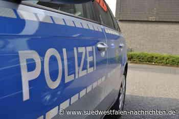Tödlicher Verkehrsunfall auf der B480 bei Wiemeringhausen - Südwestfalen Nachrichten   Am Puls der Heimat.