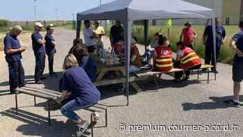 À Villers-Bretonneux, la direction de Novares demande à ses salariés de reprendre le travail - Courrier Picard