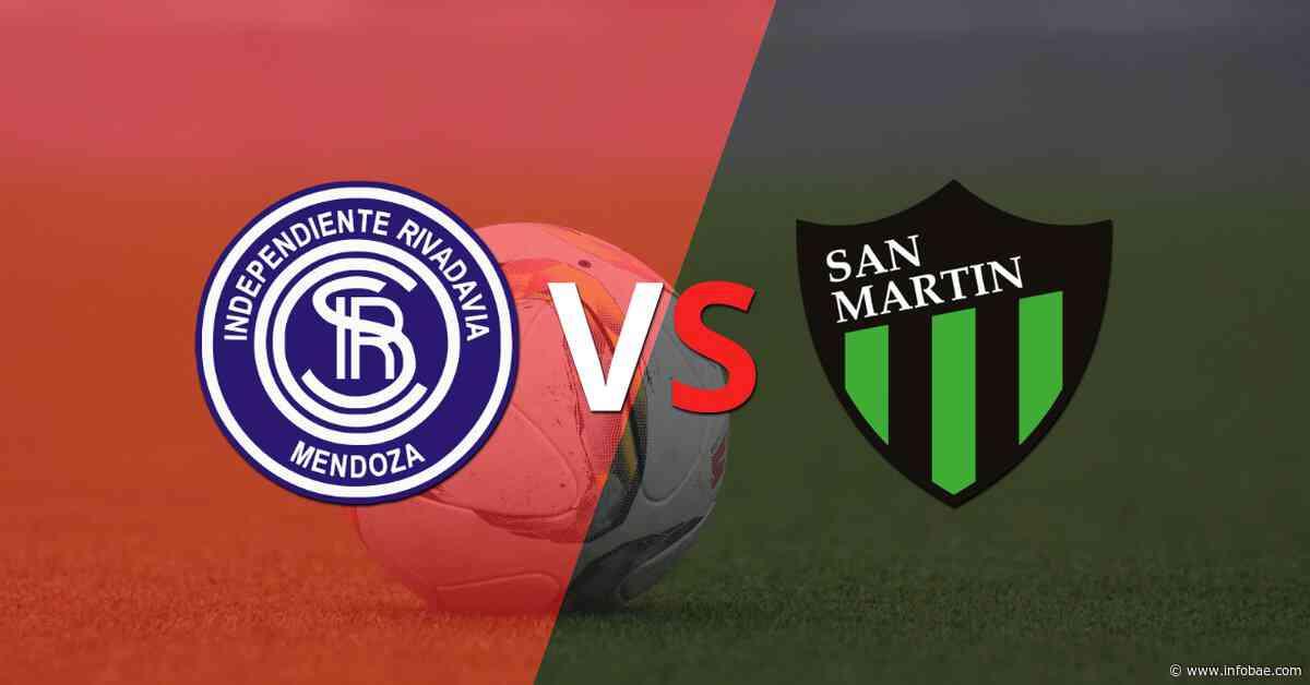 Independiente Mdz. recibirá a San Martín (SJ) por la fecha 17 de la zona B - infobae