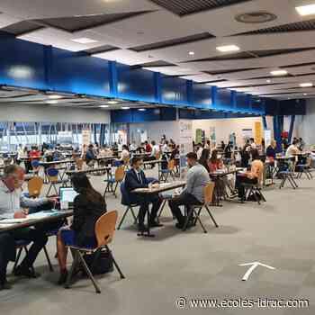 Le JOB DATING spécial alternance de l'IDRAC Grenoble   IDRAC Business School - Actualité Ecole de Commerce IDRAC