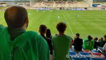 Les Verts s'imposent 2-1 contre Grenoble, enfin devant leurs supporters - France Bleu