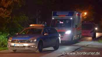Betrunkener fährt Mann in Neubrandenburg an und flüchtet - Nordkurier