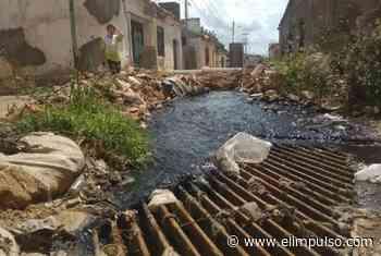▷ Cloacas en Carora llevan más de dos años colapsadas - El Impulso