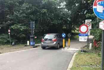 Systeem met slagbomen staat nog niet op punt - Gazet van Antwerpen
