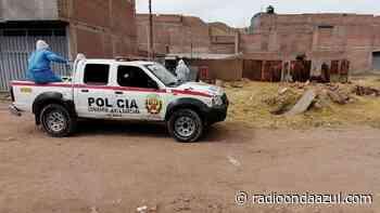 Juliaca: Ciudadano fallece en extrañas circunstancias en la urbanización Santa Ana - Radio Onda Azul