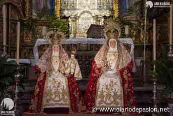 Sevilla : Novena a Señora Santa Ana en Triana | Diario de Pasión - Diario de Pasión