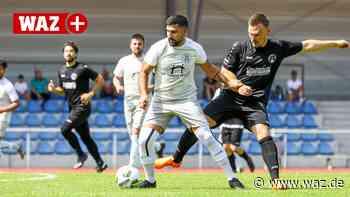 VfB Bottrop müht sich gegen den FC Bottrop ins Achtelfinale - WAZ News