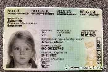 8.000 Gentse ouders zullen elk jaar een melding krijgen over hun Kids-ID - Het Nieuwsblad