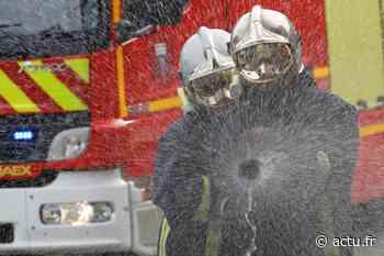 Un entrepôt prend feu à Cugnaux, près de Toulouse, pour une raison encore mystérieuse - actu.fr