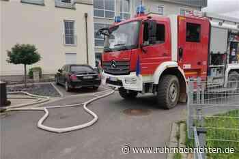 Feuerwehr Vreden hat bei Evakuierungsmaßnahmen in Euskirchen geholfen   Vreden - Ruhr Nachrichten