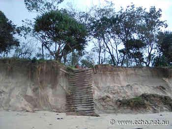 Coastal erosion in Byron Bay – a solution? - Echonetdaily