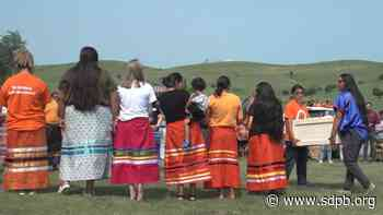 Rosebud Sioux Tribe Brings Remains Of Children Home From Former Boarding School - South Dakota Public Broadcasting