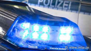 Unfall auf Autobahn: Autobrand und Verletzte auf der A11 bei Wandlitz - moz.de