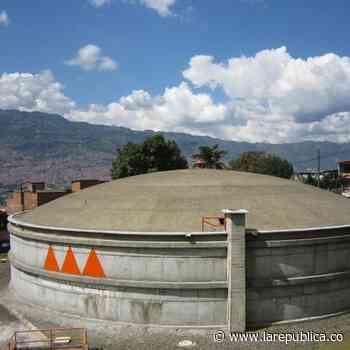 Por labores técnicas habrá corte del servicio de acueducto en Medellín, Sabaneta y Bello - La República