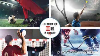 Fußball oder Darts: 10-Euro-Gratiswette bei BildBet - COMPUTER BILD