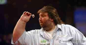 """Darts: Andy """"The Viking"""" Fordham tot - er wog teils 200 kg - SPORT1"""