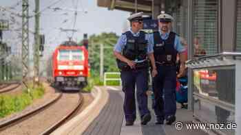 Mann im Gleisbett: Zug muss in Emden Vollbremsung machen - noz.de - Neue Osnabrücker Zeitung