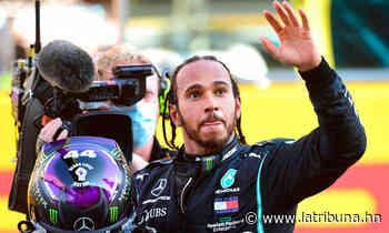F1, FUA y Mercedes condenan racismo contra Hamilton - La Tribuna.hn
