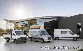 La Mercedes-Benz Sprinter cuenta con el motor diésel de cuatro cilindros OM654 - valenciacars