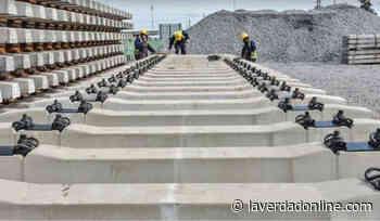 Inician la renovación del tramo ferroviario entre Luján y Mercedes para mejorar el servicio - Diario La Verdad Junín