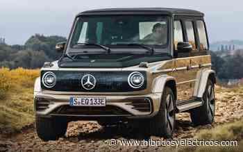Mercedes presentará cinco coches eléctricos en septiembre, ¿será uno el Clase G eléctrico? - Híbridos y Eléctricos