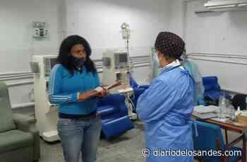 IVSS supervisa sede inconclusa de la Unidad de Diálisis en Boconó - Diario de Los Andes