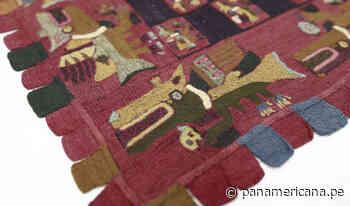 Tras 90 años retornaron al país valiosos textiles Paracas que fueron retirados ilegalmente - Panamericana Televisión