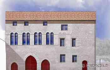 Trets : Quel avenir pour la Maison seigneuriale de Trets (Synagogue) ? Le maire en dit plus en ITW - Trets au coeur de la Provence