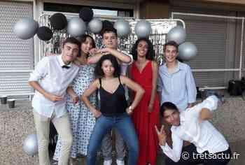 Trets : Une grande soirée de relache et de fête pour les 3èmes lors du 4e bal du collège, après une année si difficile ... - Trets au coeur de la Provence