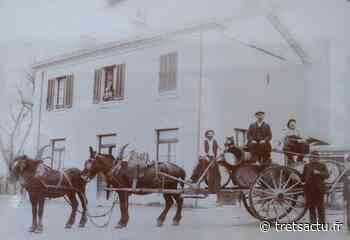 Trets : Retour sur la journée de la Fête nationale du 14 Juillet 1902 à TRETS - Trets au coeur de la Provence