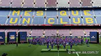 Asociación Palestina de Fútbol elogia al FC Barcelona por negarse a jugar con equipo israelí - Anadolu Agency