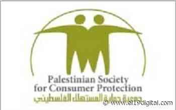 Carta en saludo al 42/19 de parte de la Sociedad Palestina de Protección al Consumidor - El 19 Digital