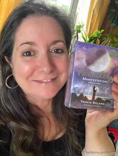 5 Years of Moonology – The Cards